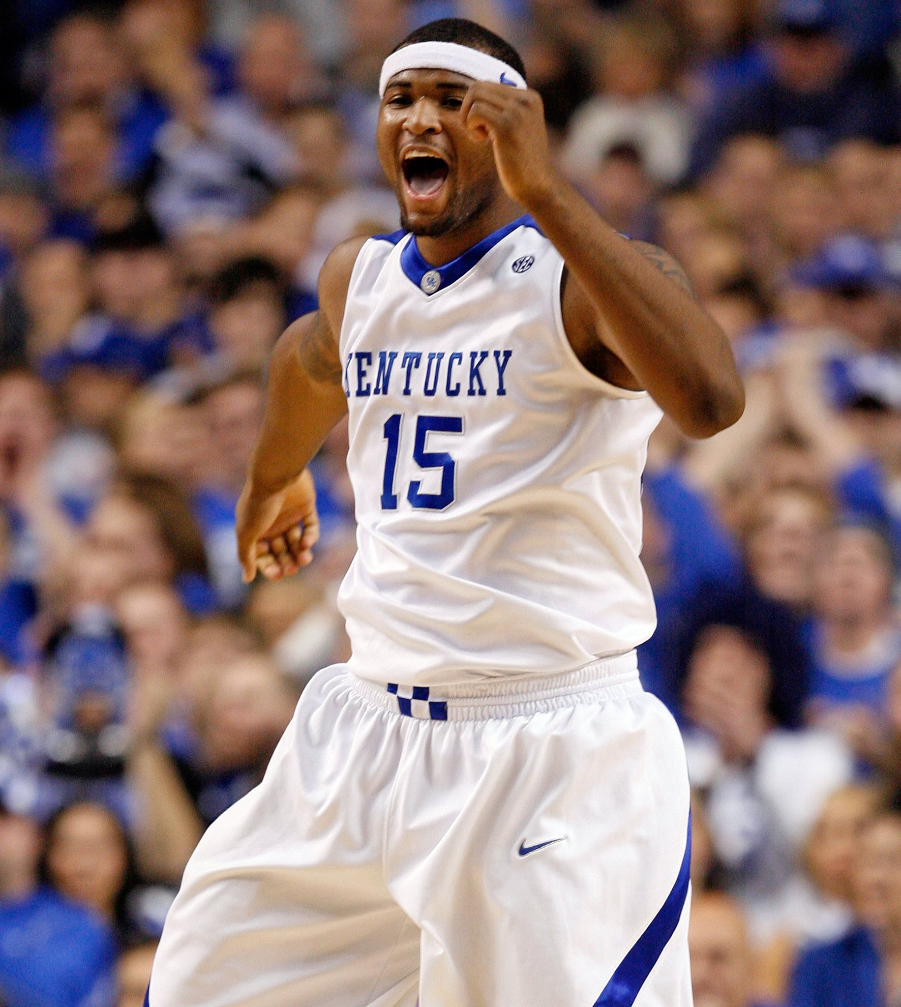 demarcus cousins kentucky