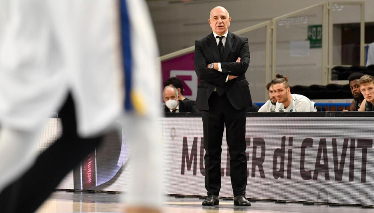 Trento: le parole di Lele Molin in vista della sfida con l'Olimpia