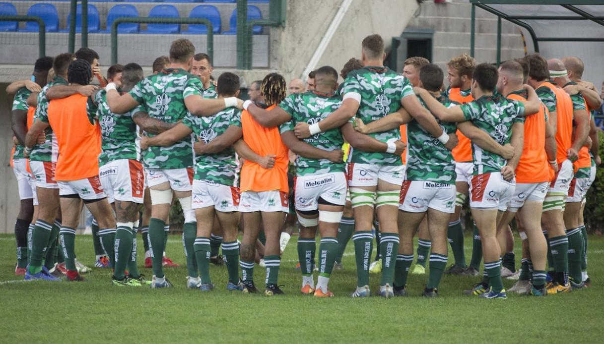 Benetton Rugby si prepara a dire addio a Eli Snyman