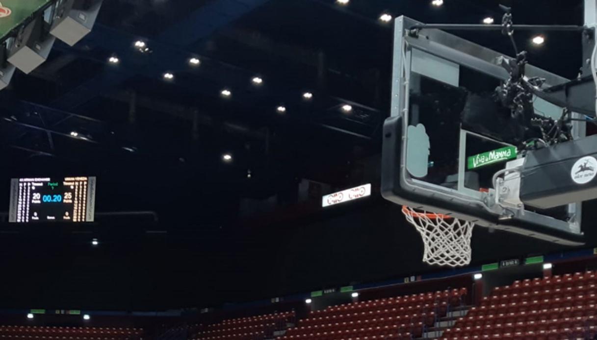 Latina Basket accoglie Obie Trotter