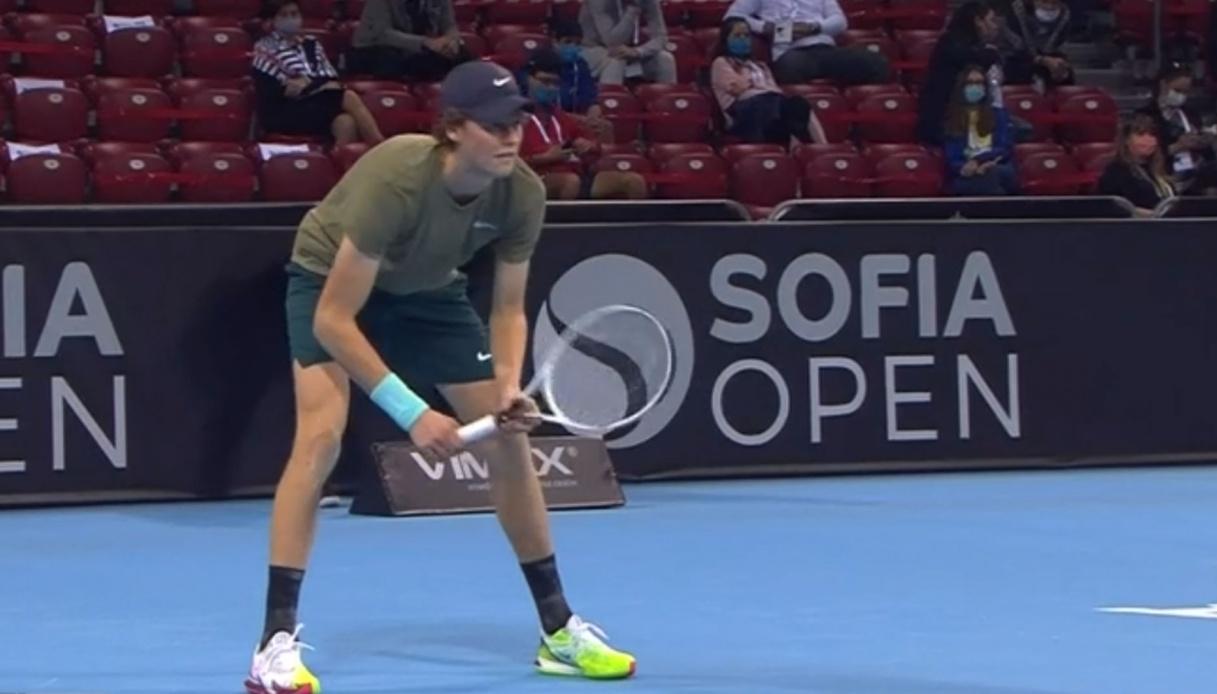 Tennis, Sinner commenta l'ascesa dell'Italia