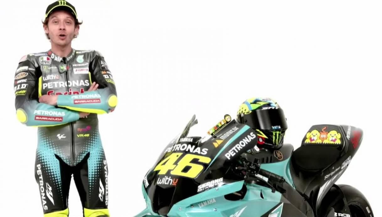 """MotoGp, Rossi: """"Mi manca il pubblico"""""""