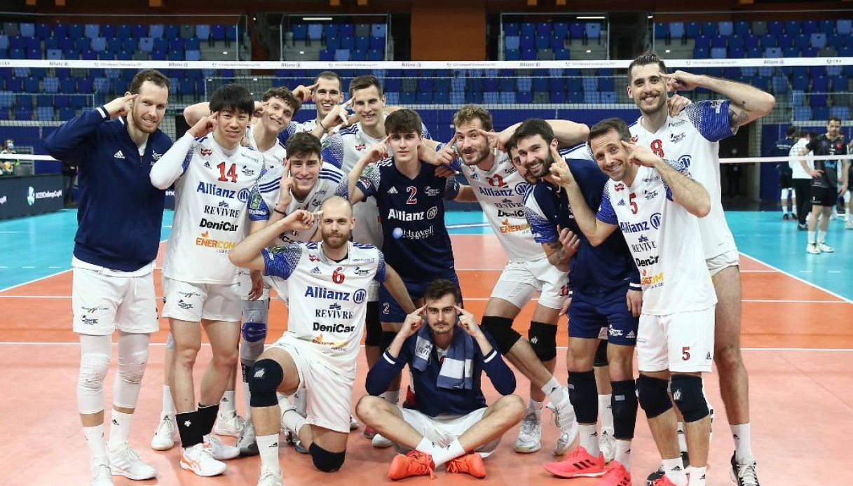 Powervolley dalla Challenge ai playoff Challenge
