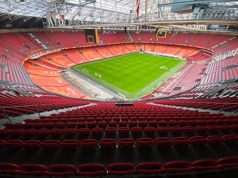 Johan Cruijff Arena, la storia dello stadio di Amsterdam