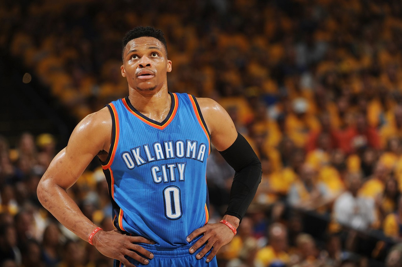 russell westbrook chi è