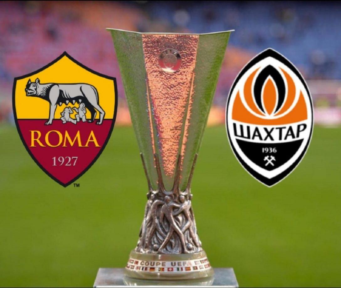 Shakhtar Donetsk Roma dove vederla