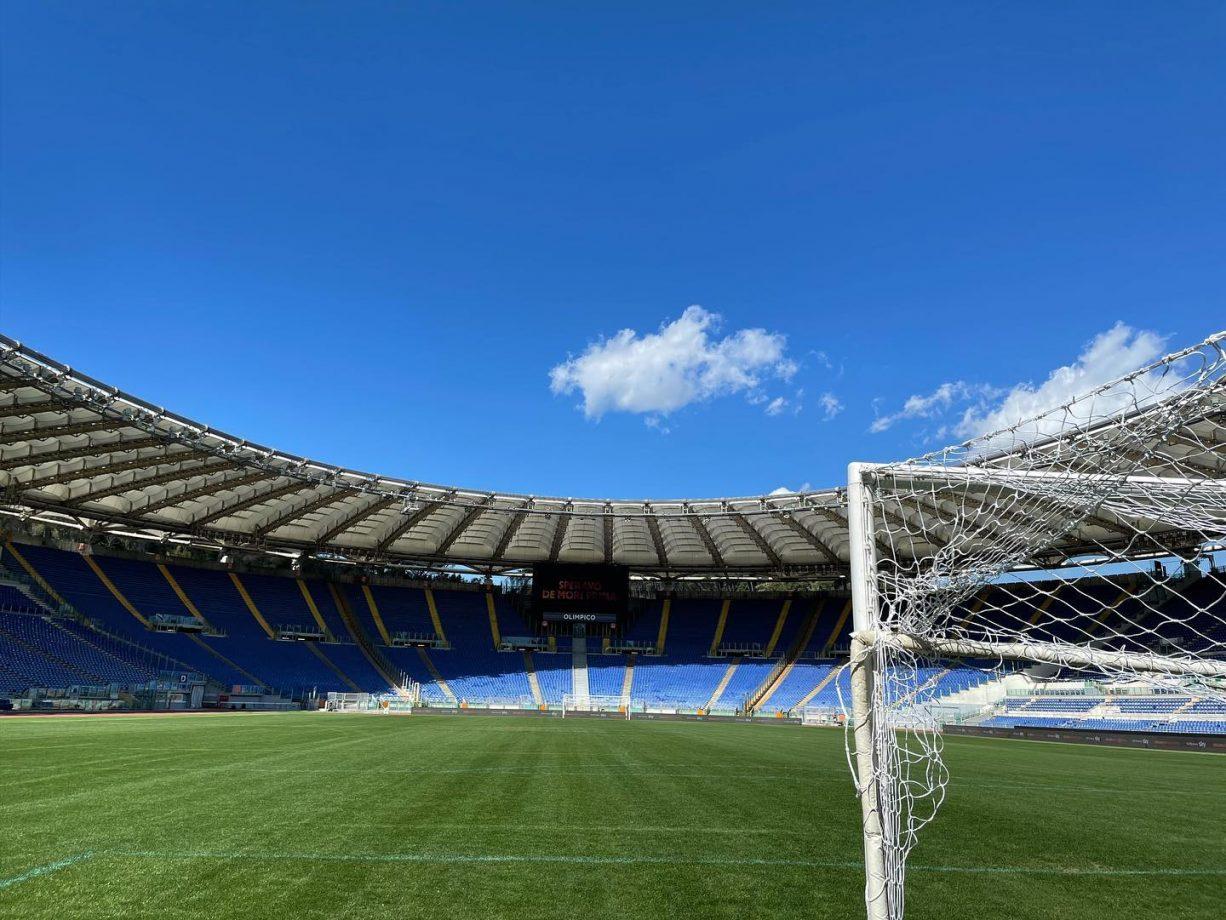 stadio olimpico roma storia basso