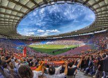 Stadio olimpico roma storia