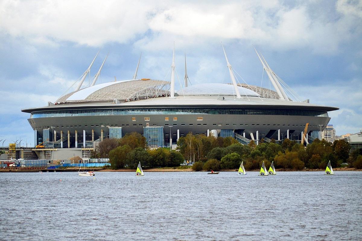 STadio di San Pietroburgo
