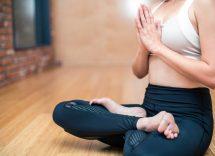 esercizi yoga per dormire meglio