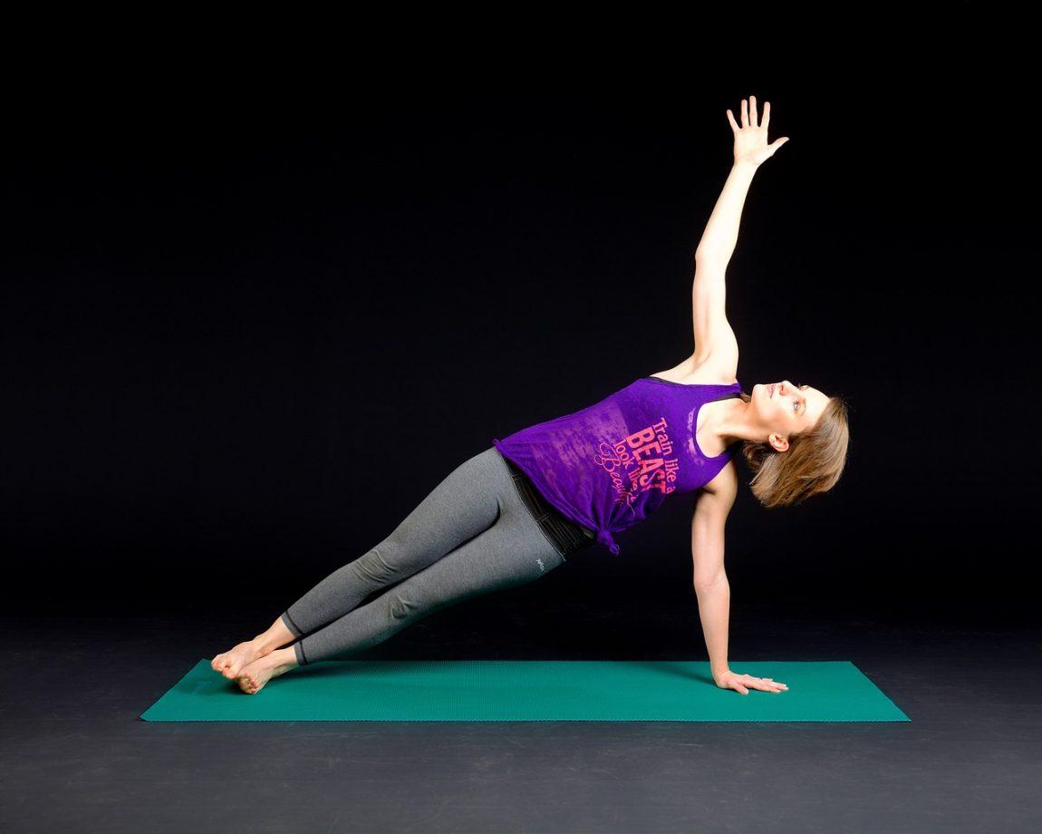 yoga per runner