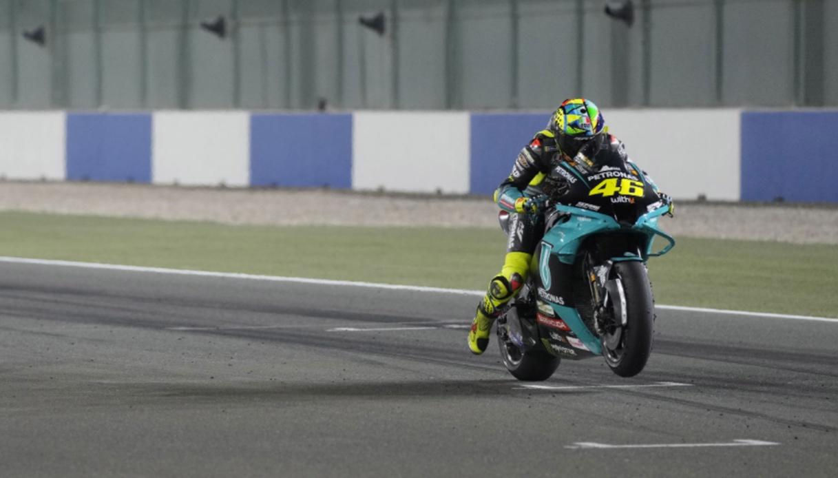 Valentino Rossi arranca ancora