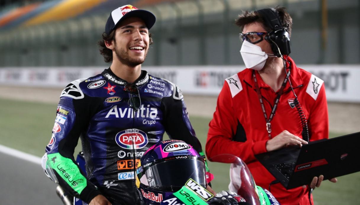Bastianini cerca punti anche a Jerez