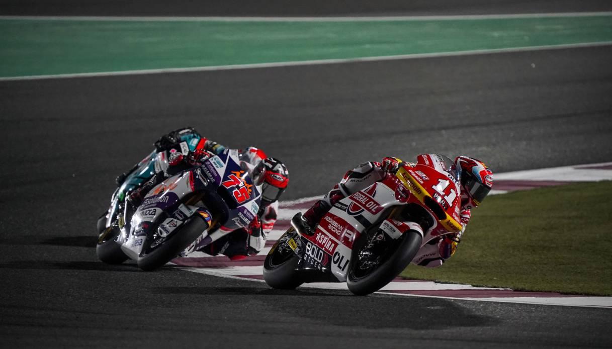 Moto 2: il Team Gresini brilla nella prima giornata di prove libere a Jerez
