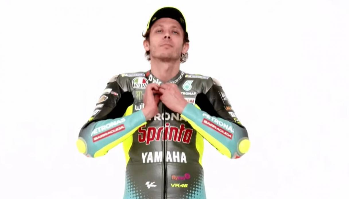 """Valentino Rossi: """"Speravo di essere più veloce"""""""