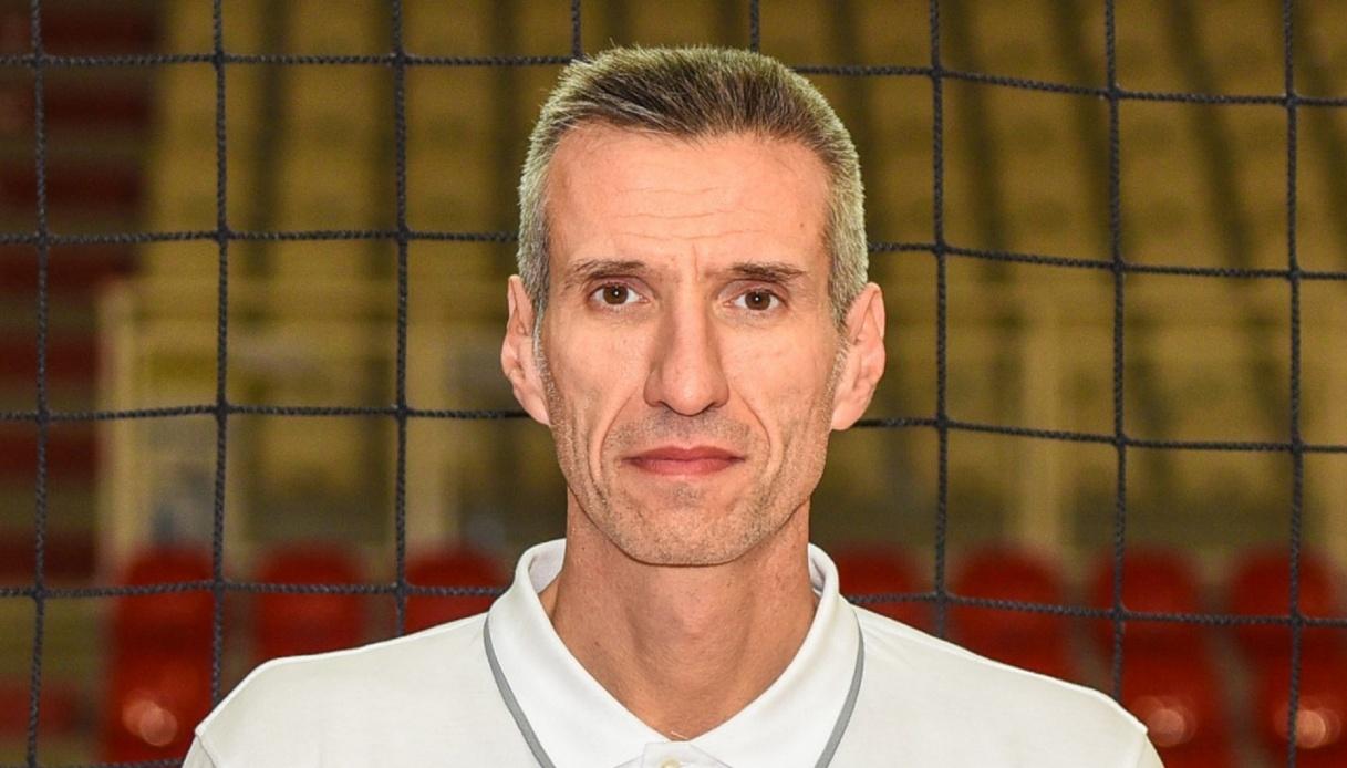 Michele Pasinato, l'ultimo saluto alla Kioene Arena di Padova