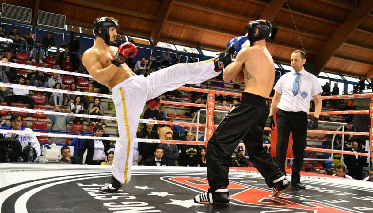 A Roma i Campionati Italiani Assoluti 2021 degli Sport da Ring di Kickboxing