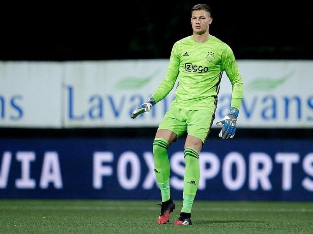 Chi è Kjell Scherpen, il portiere dell'Ajax