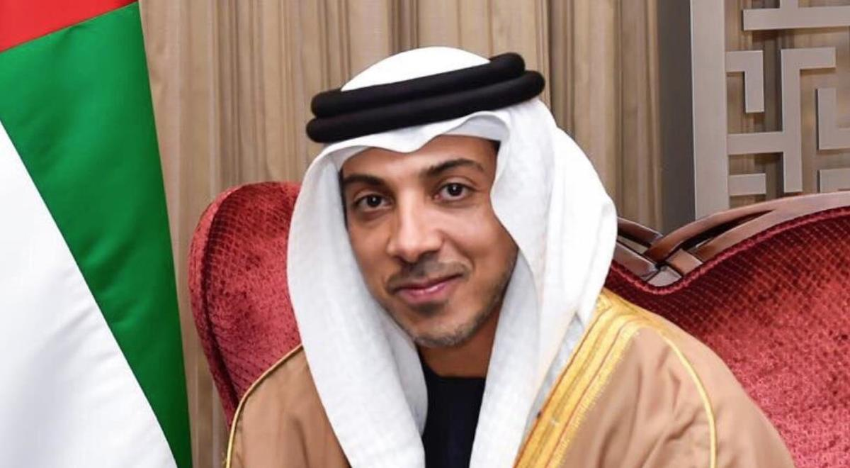 mansour bin zayed