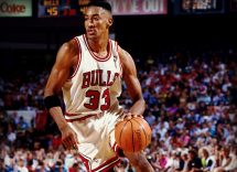 chi è scottie pippen