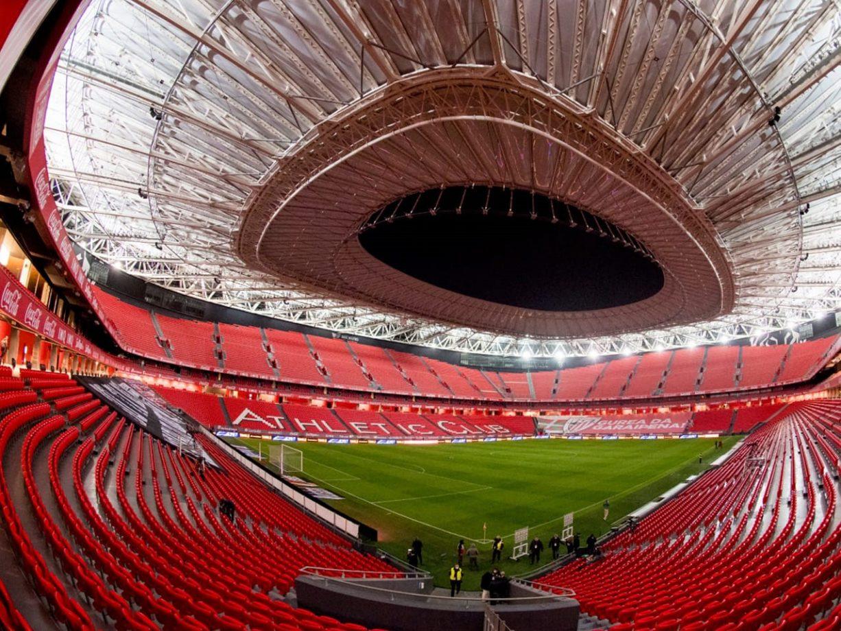 """Lo stadio San Mamés di Bilbao: storia della nuova """"Catédral"""""""