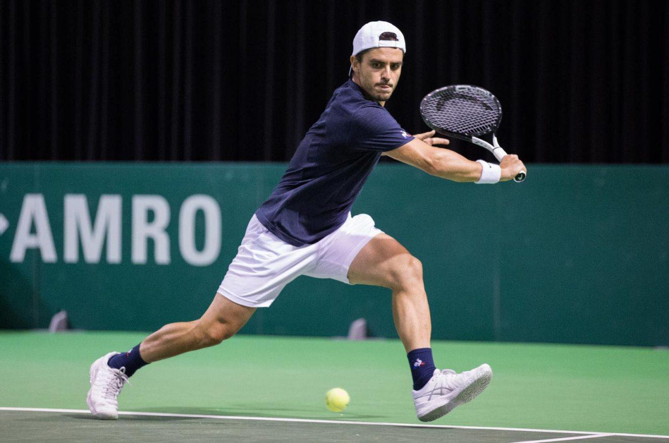 Chi è Thomas Fabbiano: la carriera del tennista pugliese