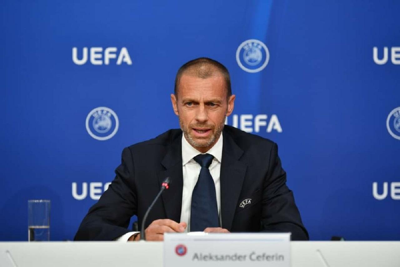 uefa sanzioni superlega europea