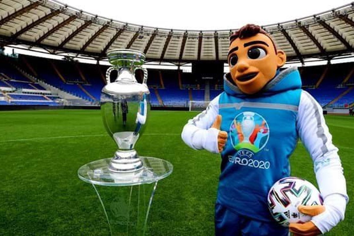 volontari Euro 2021 Roma