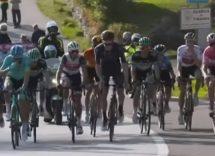 Giro d'Italia, Tosatto spiega le scelte della Ineos