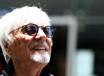 Bernie Ecclestone svela il futuro di Lewis Hamilton