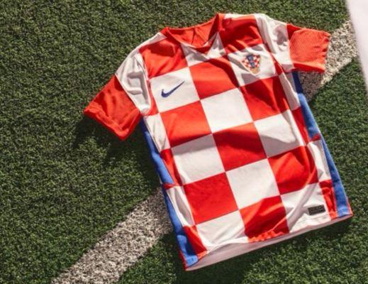croazia maglia in casa