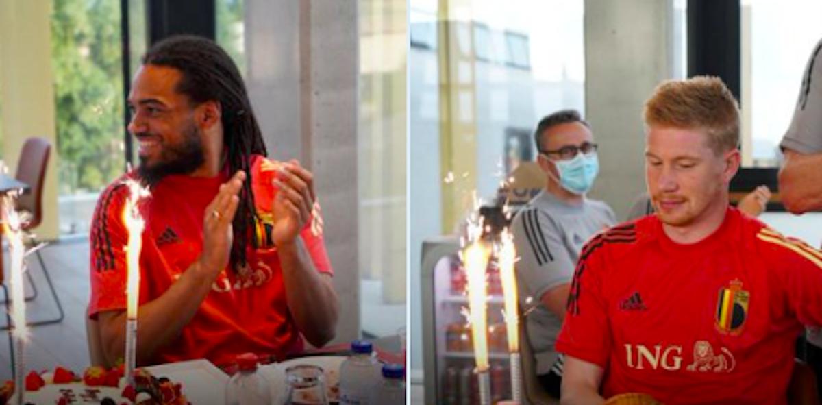 """Euro 2020, giocatori del Belgio violano le norme anti-Covid per """"stare in famiglia"""""""