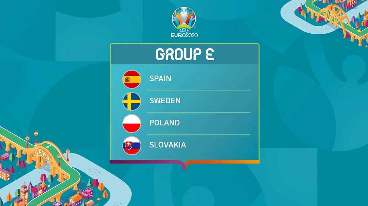gruppo e euro 2021 classifica e calendario