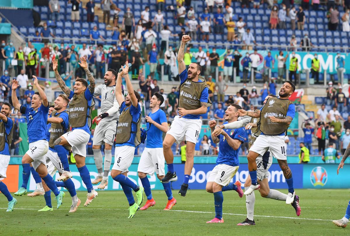 Euro2021, quando e dove giocherà l'Italia gli ottavi di finale