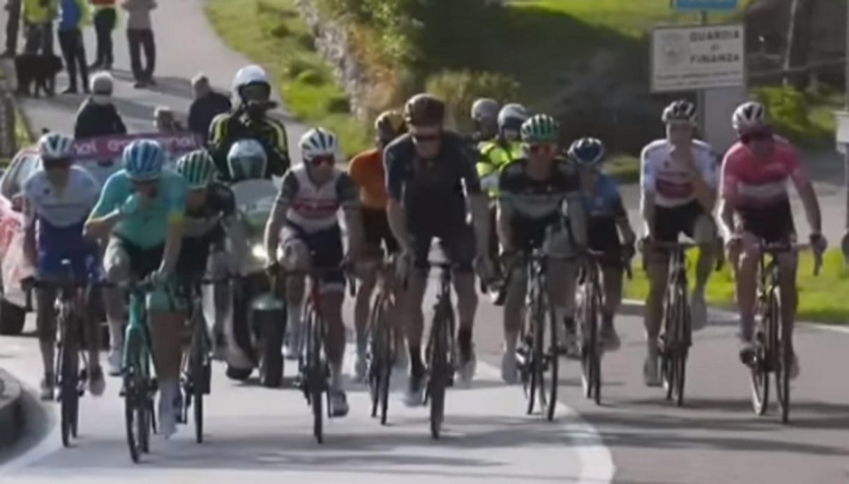 Sonny Colbrelli vince la terza tappa del Giro del Delfinato