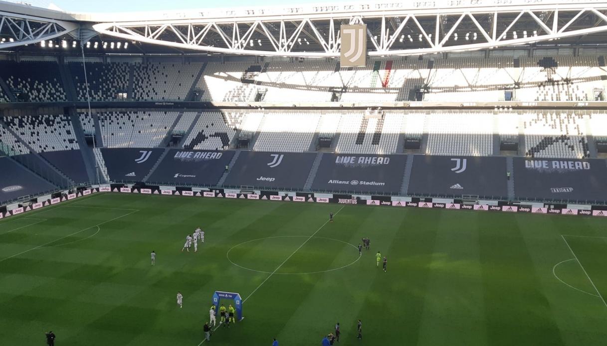 Serie A, annuncio sugli stadi aperti