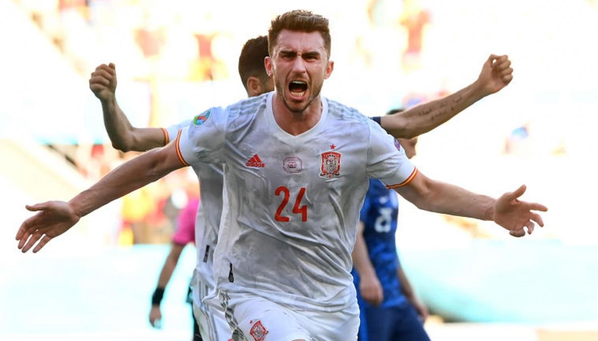 Euro2020, Laporte fa il polemico a gara finita