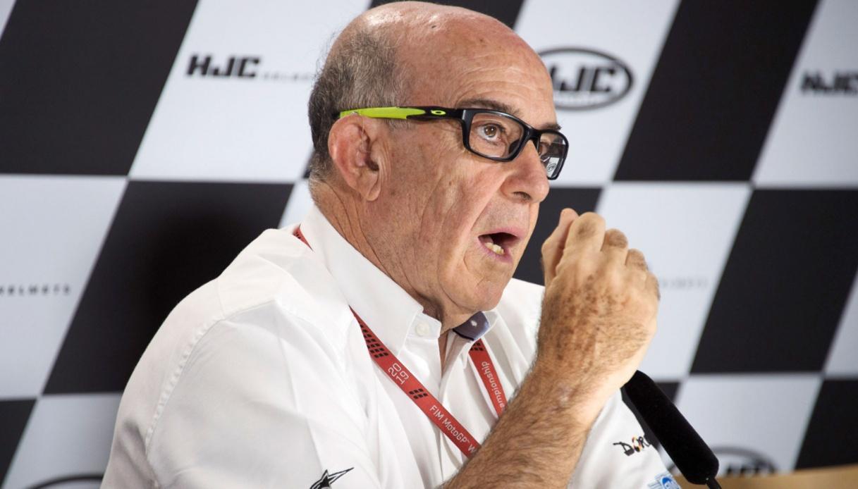 Team di Valentino Rossi-Ducati: Carmelo Ezpeleta si frega le mani