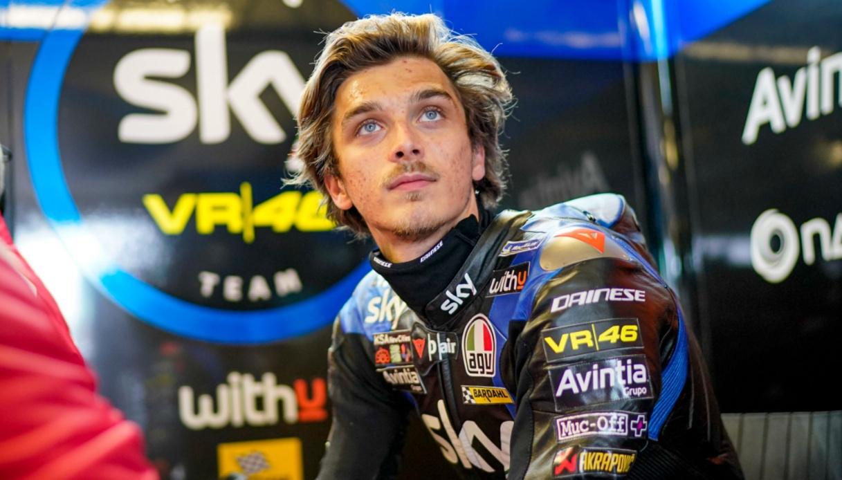 """Luca Marini: """"Assen percorso difficile, ma possiamo divertirci"""""""