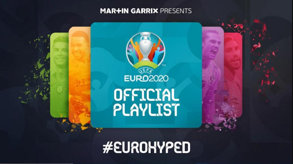 uefa euro 2021 playlist ufficiale