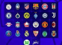 Il calendario TV della Champions League 2021/2022
