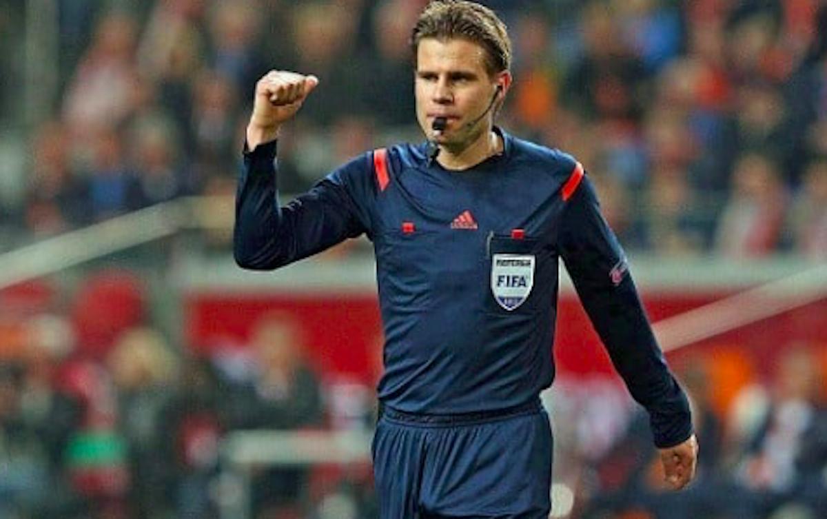 Chi è Felix Brych: tutto sull'arbitro di Italia-Spagna