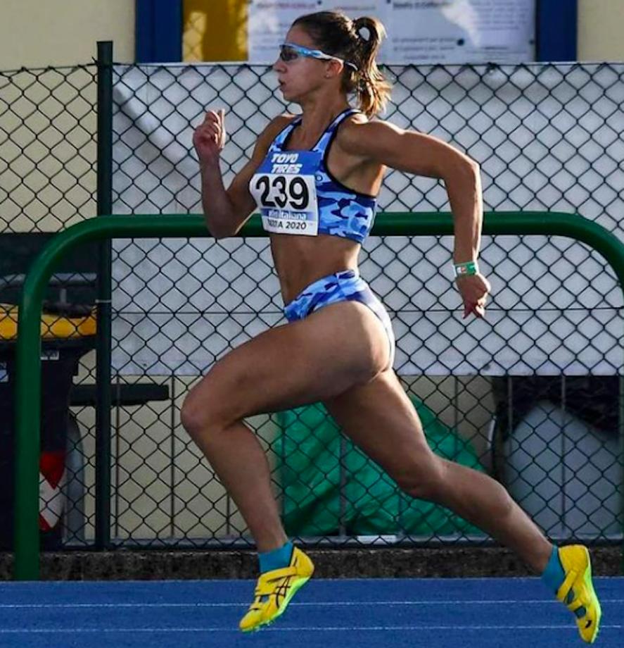 Chi è Irene Siragusa, la velocista italiana dell'Esercito a Tokyo 2020