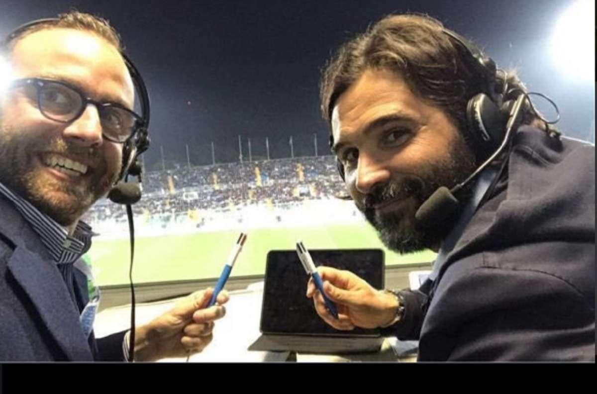 Daniele Adani annuncia l'addio in diretta tv: dove va