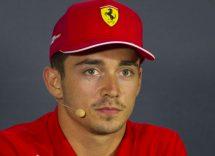 """Leclerc: """"La squadra sta lavorando alla grande"""""""