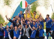 L'Italia vince gli Europei, il premio fa incassare più di 28 milioni