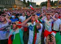 Chi tifa Italia e chi Inghilterra alla finale degli Europei? Il sondaggio
