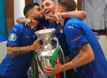 L'Italia sale al 4° posto nel ranking FIFA e supera l'Inghilterra