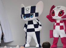 mascotte tokyo 2020 chi sono