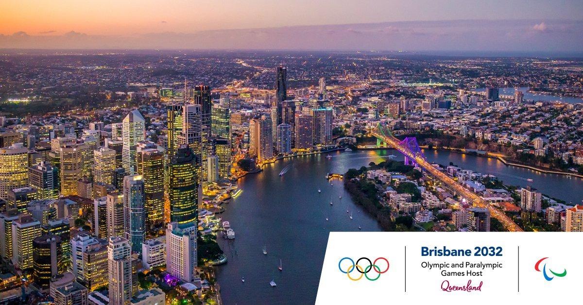 Le Olimpiadi 2032 si terranno a Brisbane: l'annuncio